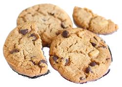 Textkeks-Cookie-Texte und Lektorat