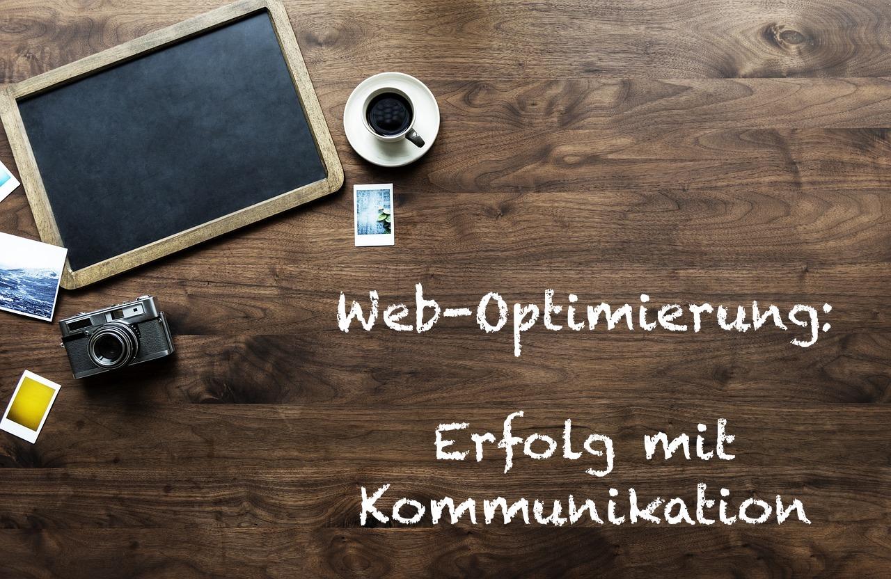 Textkeks_Blog_Weboptimierung Kommunikation